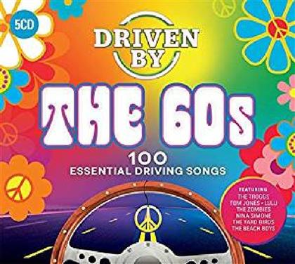 Driven By The 60s (5 CDs)