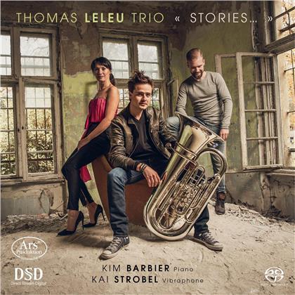 Thomas Leleu Trio, Kai Strobel, Thomas Leleu & Kim Barbier - Stories (Hybrid SACD)