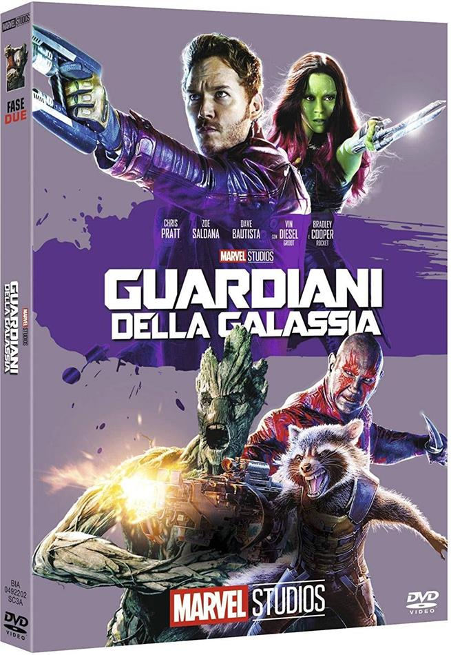 Guardians of the Galaxy (2014) (10° Anniversario Marvel Studios)