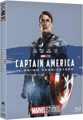 Captain America - Il primo vendicatore (2011) (10° Anniversario Marvel Studios)