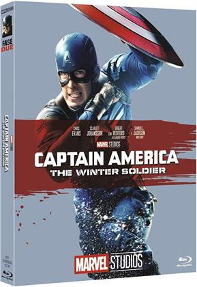 Captain America 2 - The Winter Soldier (2014) (10° Anniversario Marvel Studios)