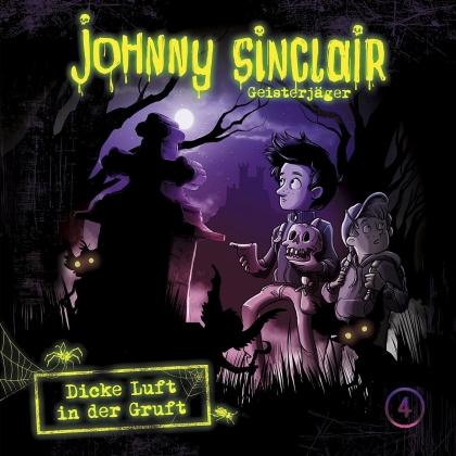 Johnny Sinclair - 004: Dicke Luft In Der Gruft Vol. 1