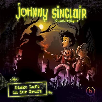 Johnny Sinclair - 006: Dicke Luft In Der Gruft Vol. 3