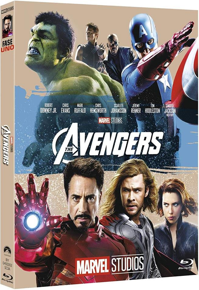The Avengers (2012) (10° Anniversario Marvel Studios)
