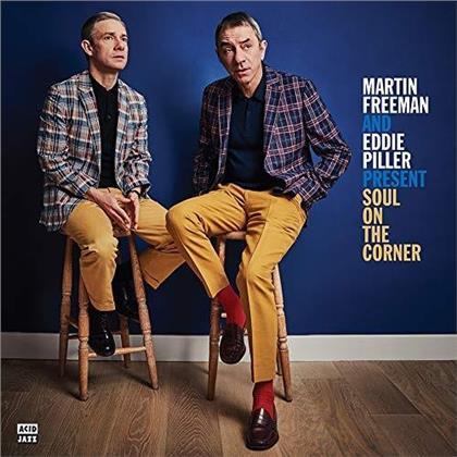 Martin Freeman & Eddie Piller - Martin Freeman And Eddie Piller Present Soul On The Corner (LP)