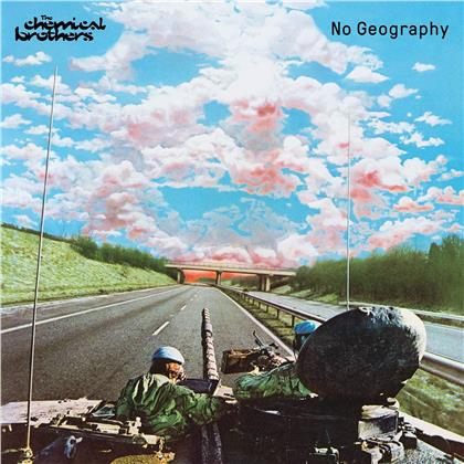 The Chemical Brothers - No Geography (3 LPs)