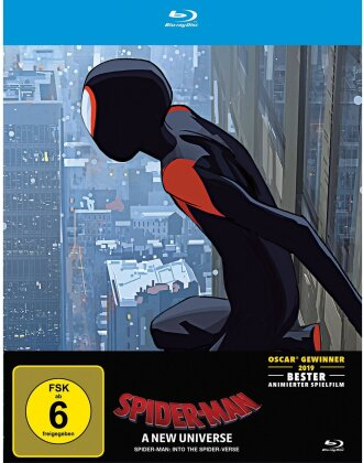 Spider-Man - A New Universe (2018) (Limited Edition, Steelbook)