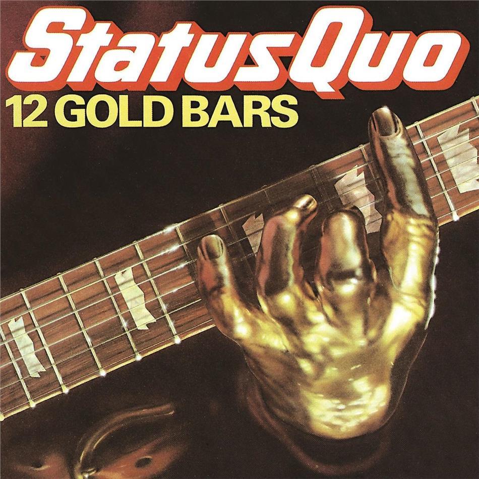 Status Quo - 12 Gold Bars (2019 Reissue, LP)