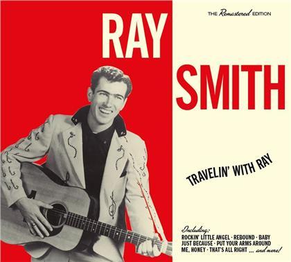 Ray Smith - Travelin' With Ray (20 Bonustracks, Hoodoo Records)