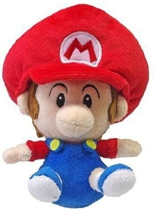 Nintendo: Baby Mario - Plüsch