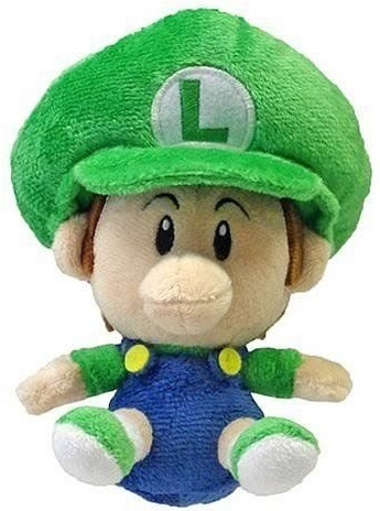Nintendo: Baby Luigi - Plüsch