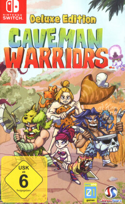 Caveman Warriors (Deluxe Edition)