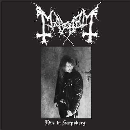 Mayhem - Live in Sarpsborg (DVD + CD)