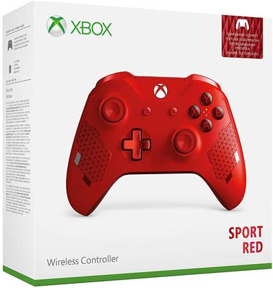Xbox Wireless Controller Sport Red SE