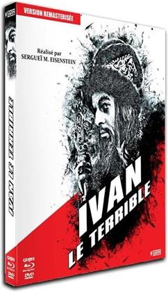 Ivan le terrible (Remastered, Blu-ray + DVD)