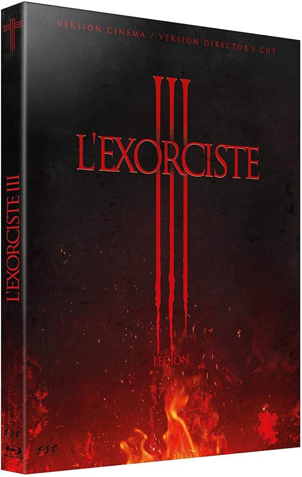 L'Exorciste 3 (1990) (Digibook, Director's Cut, Kinoversion, 2 Blu-rays)