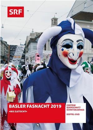 """Basler Fasnacht 2019 - """"Bis Zletscht"""" - SRF Dokumentation (2 DVDs)"""