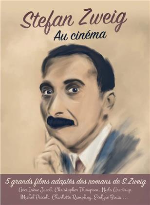 Stefan Zweig au cinéma - 5 grands films adaptés des romans de S. Zweig (5 DVDs)