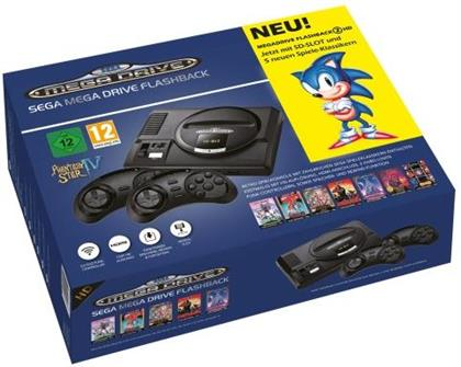 Sega Megadrive Flashback 2 HD