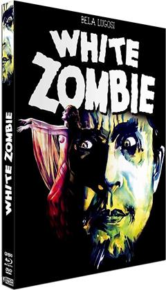 White zombie (1932) (Blu-ray + DVD)