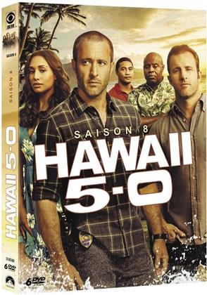 Hawaii 5-O - Saison 8 (2010) (6 DVD)