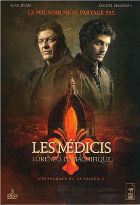 Les Médicis - Maîtres de Florence - Saison 2: Lorenzo le Magnifique (3 DVDs)