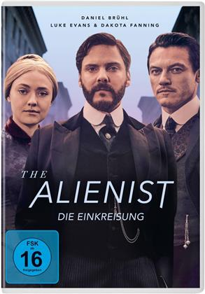 The Alienist - Staffel 1 (4 DVDs)