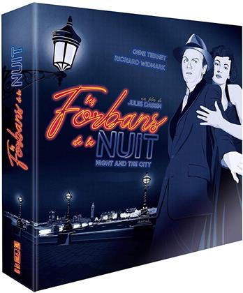 Les forbans de la nuit (1950) (Collector's Edition, Blu-ray + DVD + Buch)