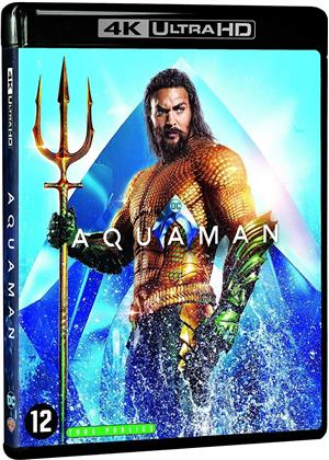 Aquaman (2018) (4K Ultra HD + Blu-ray)