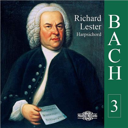 Johann Sebastian Bach (1685-1750) & Richard Lester - Works For Cembalo Vol. 3 (2 CD)