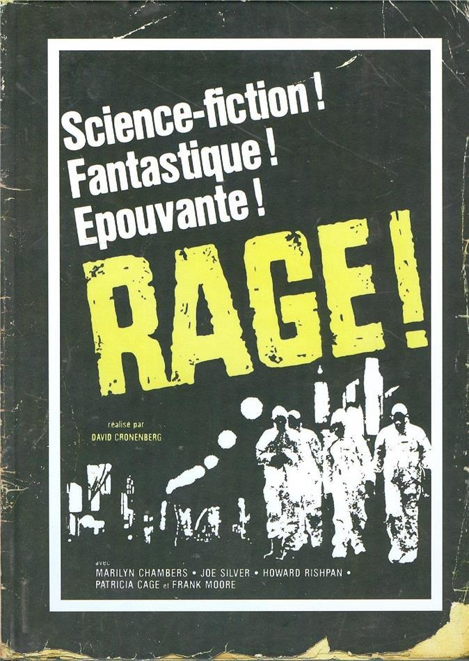 Rage! (1977) (Limited Edition, Mediabook, Blu-ray + DVD)
