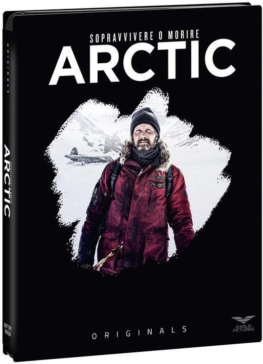 Arctic (2018) (Originals, Blu-ray + DVD)