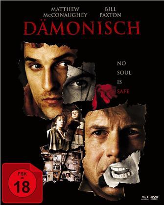 Dämonisch (2001) (Mediabook, Blu-ray + 2 DVDs)