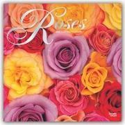Roses 2020 Square Wall Calendar