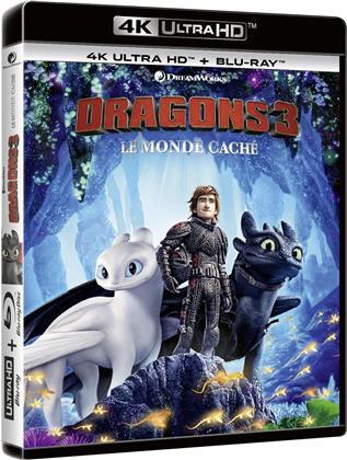 Dragons 3 - Le monde caché (2019) (4K Ultra HD + Blu-ray)
