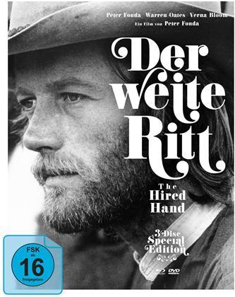 Der weite Ritt (1971) (Mediabook, Blu-ray + 2 DVDs)