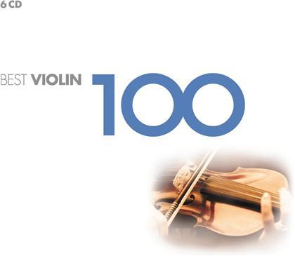 100 Best Violin (6 CDs)