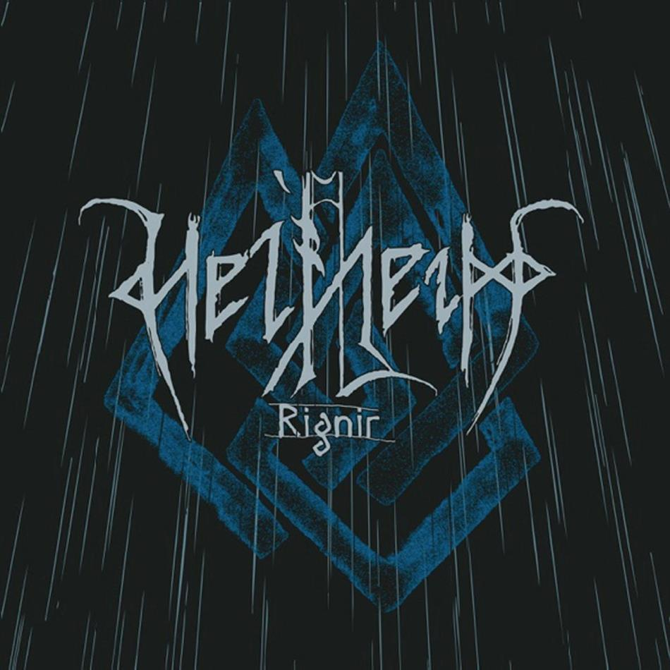 Helheim - Rignir (Blue Vinyl, 2 LPs)