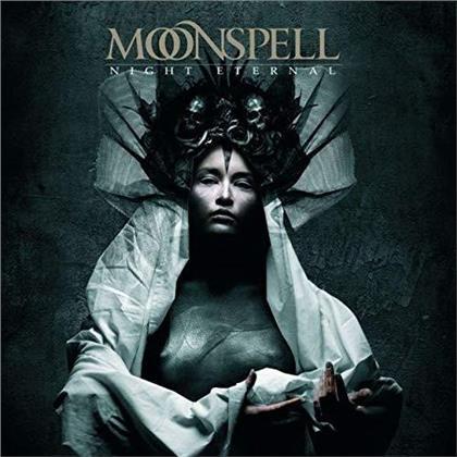 Moonspell - Night Eternal (2019 Reissue, Limited Digipack)