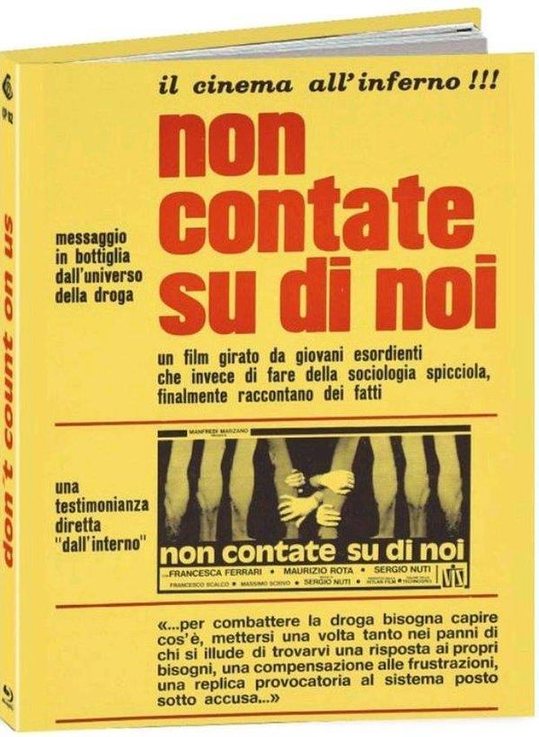 Non contate su di noi - Don't count on us (1978) (Cover B, Limited Edition, Mediabook)