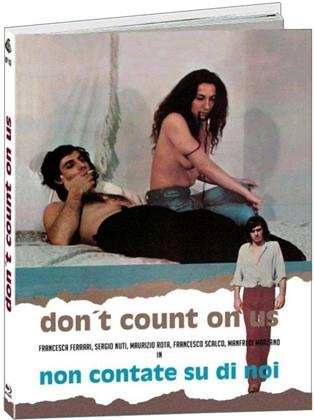 don't count on us - Non contate su di noi (1978) (Cover A, Edizione Limitata, Mediabook)