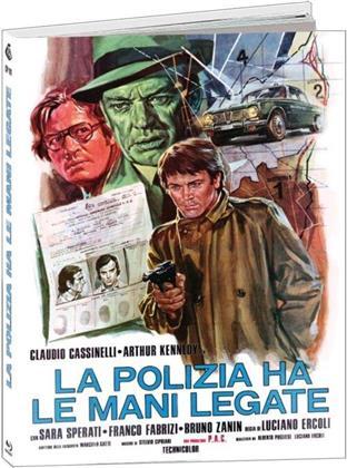 La polizia ha le mani legate (1975) (Cover A, Limited Edition, Mediabook)