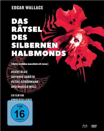 Das Rätsel des silbernen Halbmonds (1972) (Mediabook, Blu-ray + 2 DVDs)