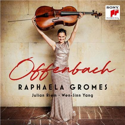 Raphaela Gromes & Jacques Offenbach (1819-1880) - Offenbach