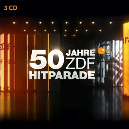 50 Jahre ZDF Hitparade (2018 Special Edition, Special Edition, 3 CDs)