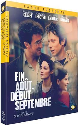 Fin août, début septembre (1998) (Limited Edition, Blu-ray + DVD)