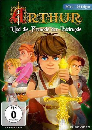 Arthur und die Freunde der Tafelrunde - Box 1: Staffel 1 (2 DVDs)