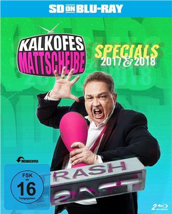 Kalkofes Mattscheibe - Specials 2017 & 2018 (2 Blu-rays)