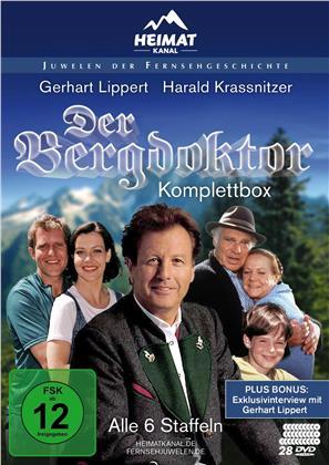 Der Bergdoktor - Gesamtedition (Fernsehjuwelen, 28 DVDs)
