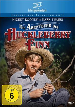 Die Abenteuer des Huckleberry Finn (1939) (Filmjuwelen)